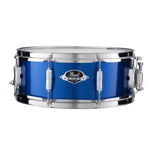 Pearl EXX Export 14'' x 5.5'' Snare Drum, Electric Blue Sparkle, Front