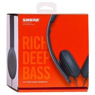 Shure SRH145 Box