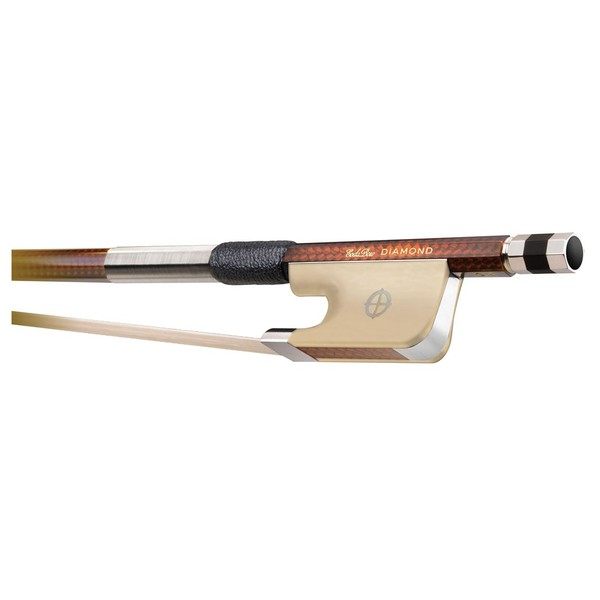 Codabow Diamond GX Alabaster Viola Bow