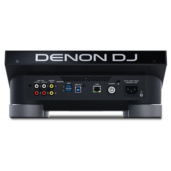 Denon DJ SC5000 CDJ - Rear