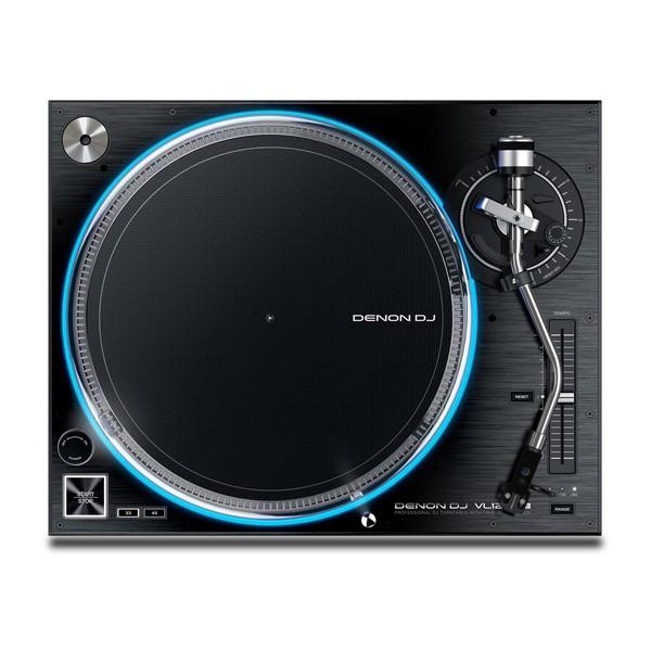 Denon DJ VL12 Prime DJ Turntable top