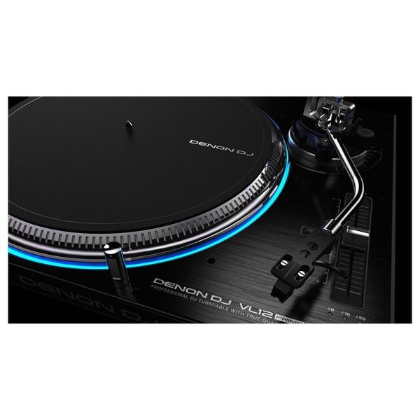 Denoin DJ VL12 close up