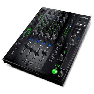 Denon DJ X1800 Prime DJ Mixer - Angled