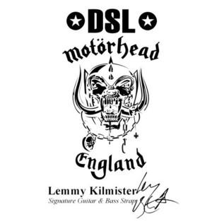 Motorhead/Lemmy/DSL Collab Logo