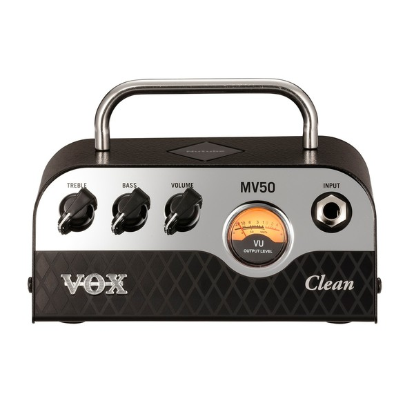 Vox MV50 Clean Compact Guitar Amp Head Front