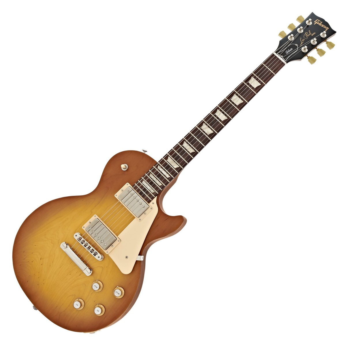 gibson les paul tribute t electric guitar faded honey burst 2017 at. Black Bedroom Furniture Sets. Home Design Ideas