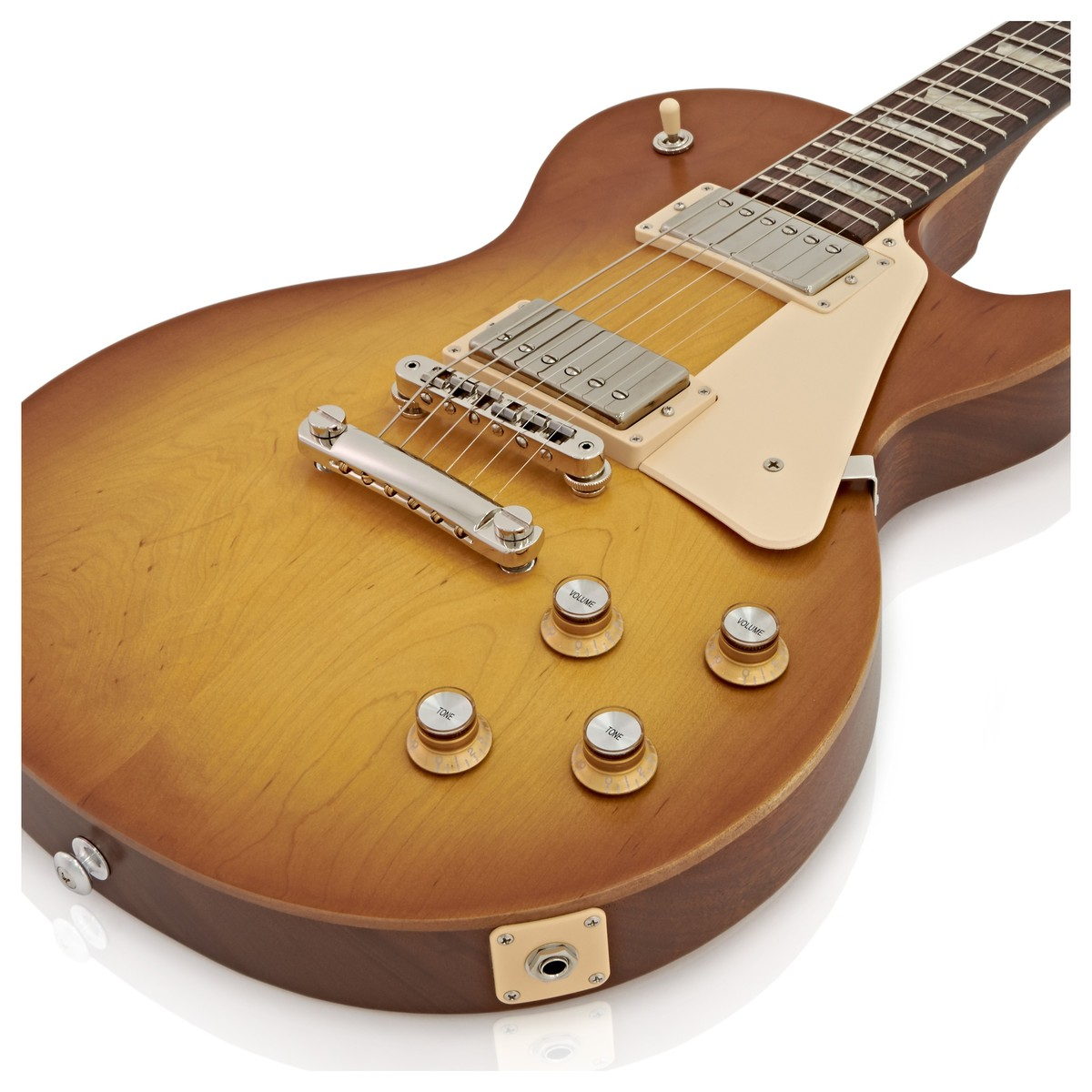 gibson les paul tribute t 2017 faded honey burst at. Black Bedroom Furniture Sets. Home Design Ideas
