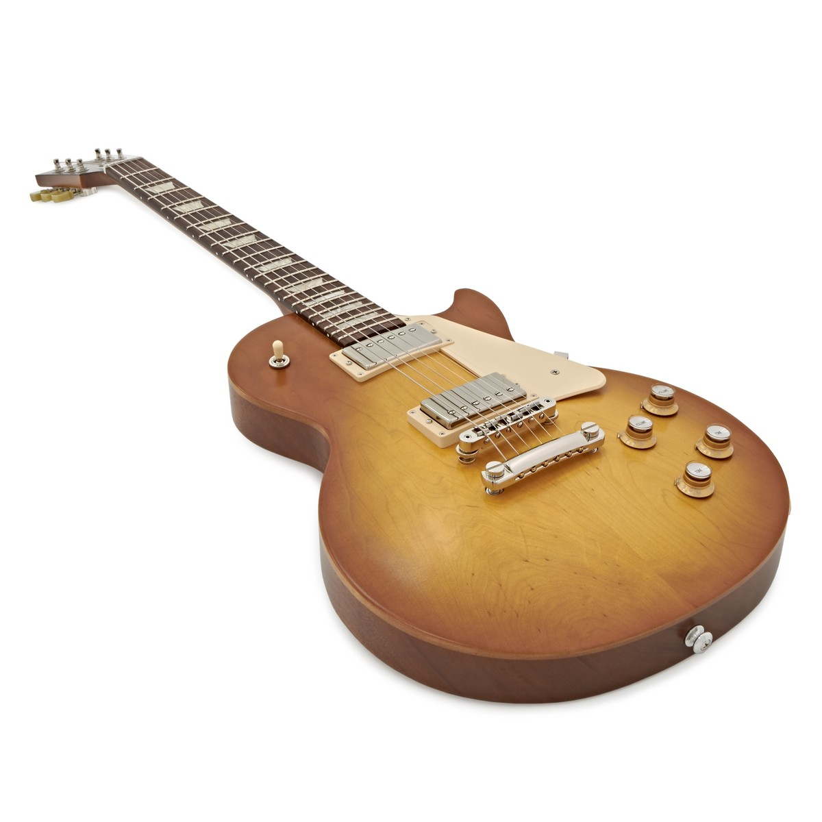 Gibson Les Paul Tribute T 2017 Faded Honey Burst At Gear4music Reed Smith Humbucker Wiring Diagram Electric Guitar Loading Zoom