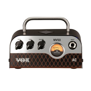Vox MV50 AC Compact Guitar Amp Head  Front