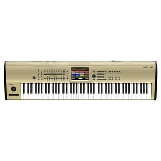 Korg KRONOS 88 Key Music Workstation Limited Edition, Gold - Top