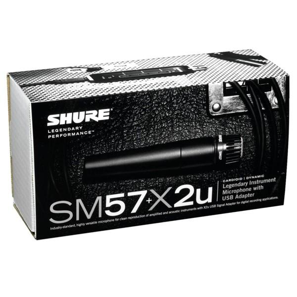 SM57-X2U Microphone