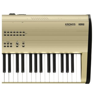 Korg Kronos gold keys