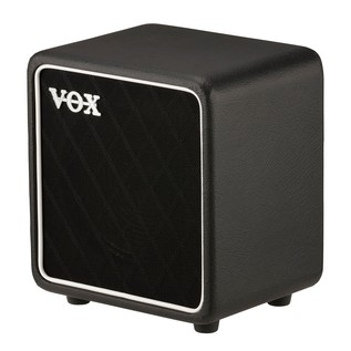 Vox BC108 Black Cab Series 1 x 8 Speaker Cabinet Right Angle