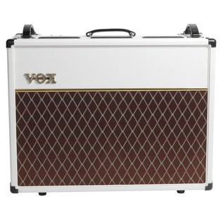 AC30C2 Limited Edition Guitar Combo Amp, White Bronco