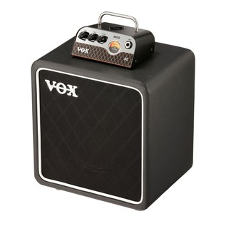 Vox BC108 Black Cab Series With MV50 Head (sold separately)