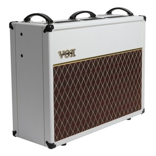Vox AC30C2 Limited Edition Amp, White