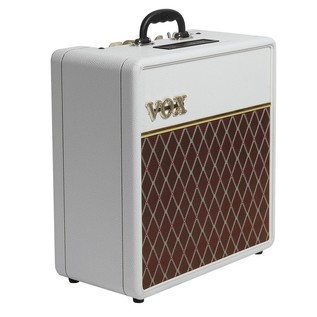 Vox AC4C1-12 Limited Edition Amp, White