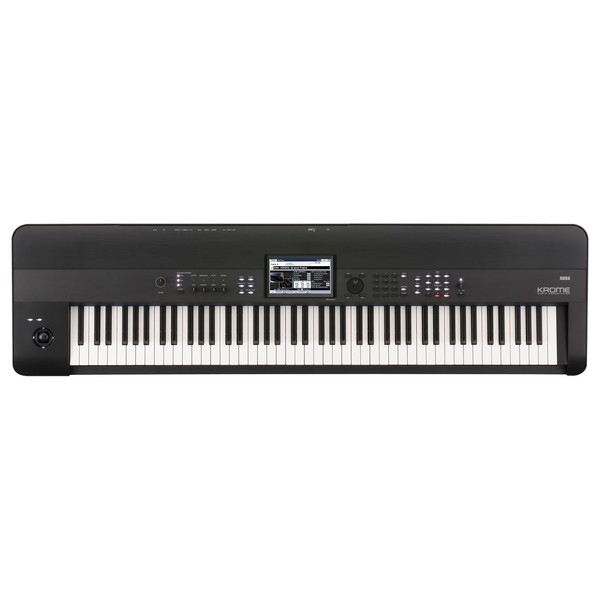 Korg KROME-88 88 Key Music Workstation - Top