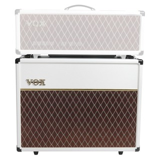 AC V212C Limited Edition Speaker Cabinet, White Bronco