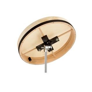 Schlagwerk Frame Drum Holder For Mount On RT´s With Wooden Cross
