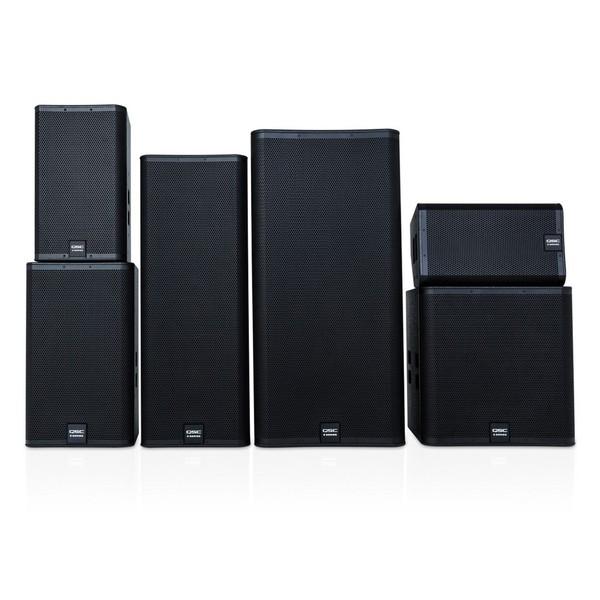 QSC E Series Speakers