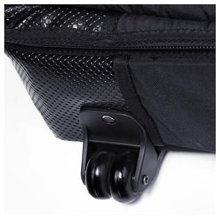 Yamaha Montage 6 Portable Case - Wheel Detail