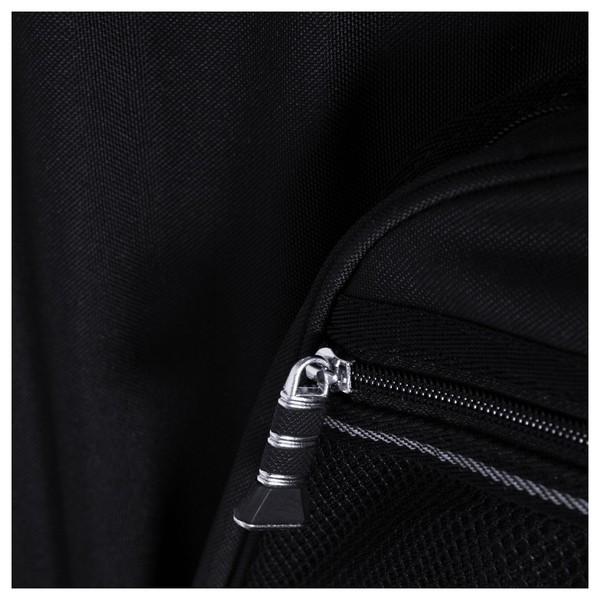 Yamaha Montage 6 Portable Carry Case - Zipper Detail