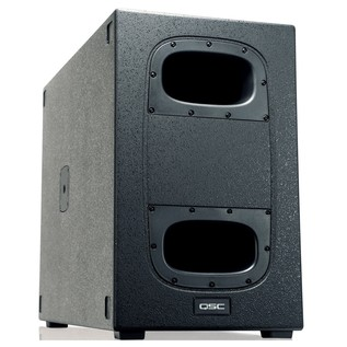 K Series Subwoofer Right View