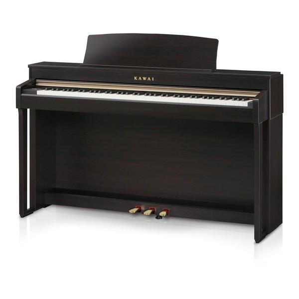 Kawai CN37 Digital Piano, Premium Rosewood