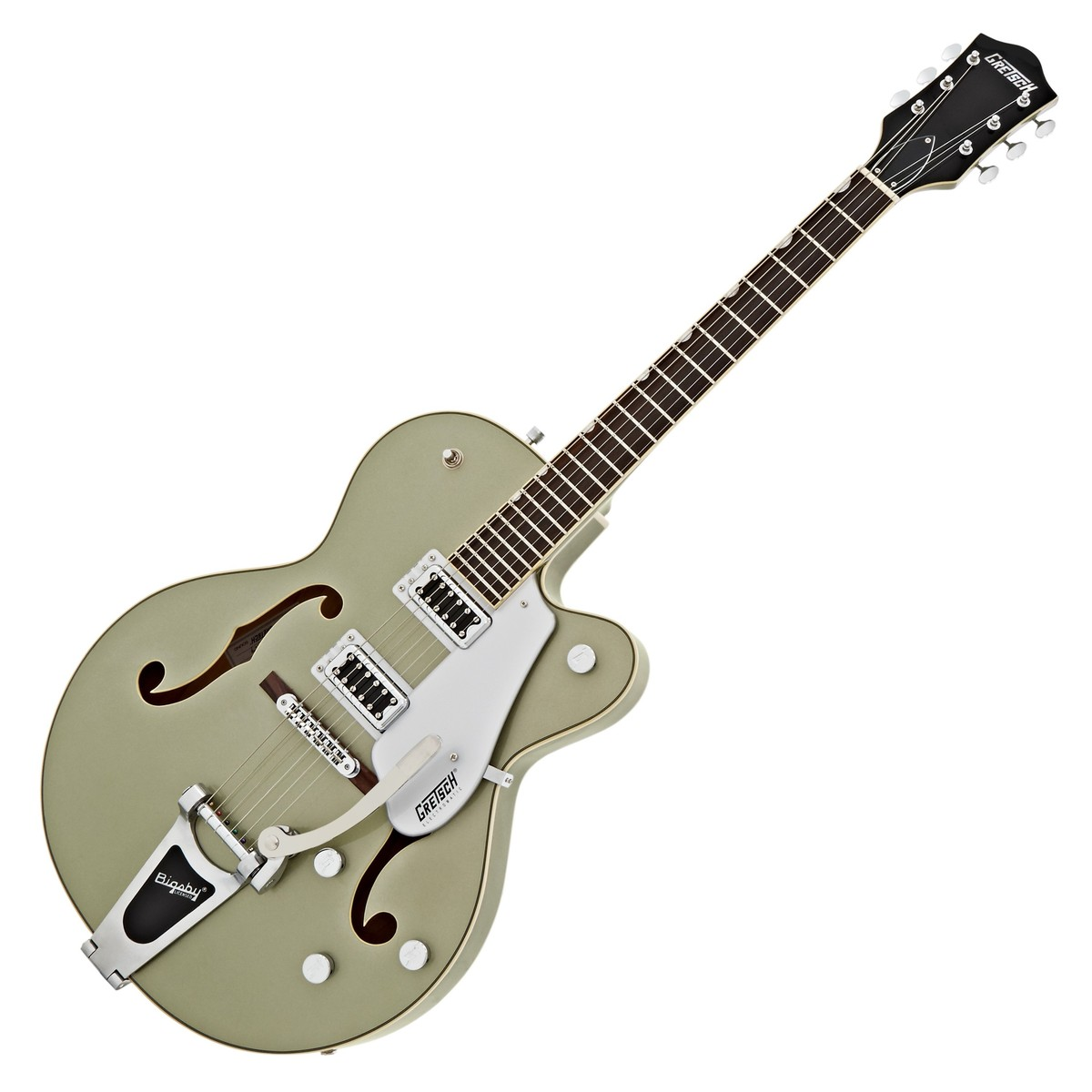 gretsch g5420t 2016 electromatic hollow body guitar aspen green at gear4music. Black Bedroom Furniture Sets. Home Design Ideas