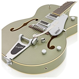 Gretsch G5420T 2016 Electromatic Hollow Body Guitar, Aspen Green