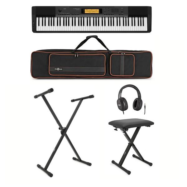 Casio CDP-220R Digital Piano X Frame Set