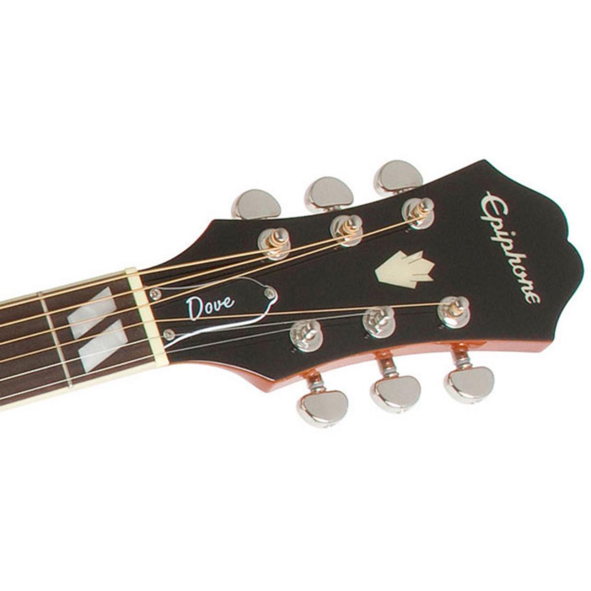 epiphone colombe pro guitare electro acoustique bo te. Black Bedroom Furniture Sets. Home Design Ideas