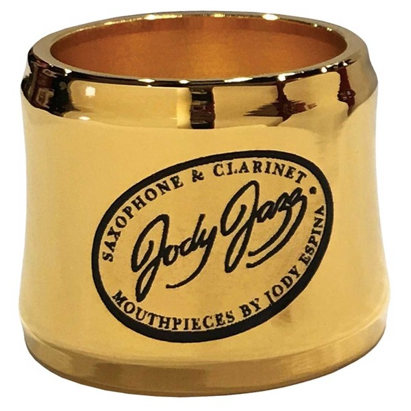 JodyJazz HRA1 Power Ring Ligature for Alto Sax