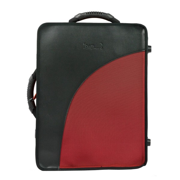 BAM Trekking Double Clarinet Case, Bordeaux