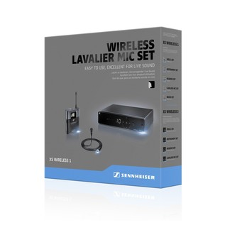 Sennheiser XSW 1-ME2 Wireless Lavalier System
