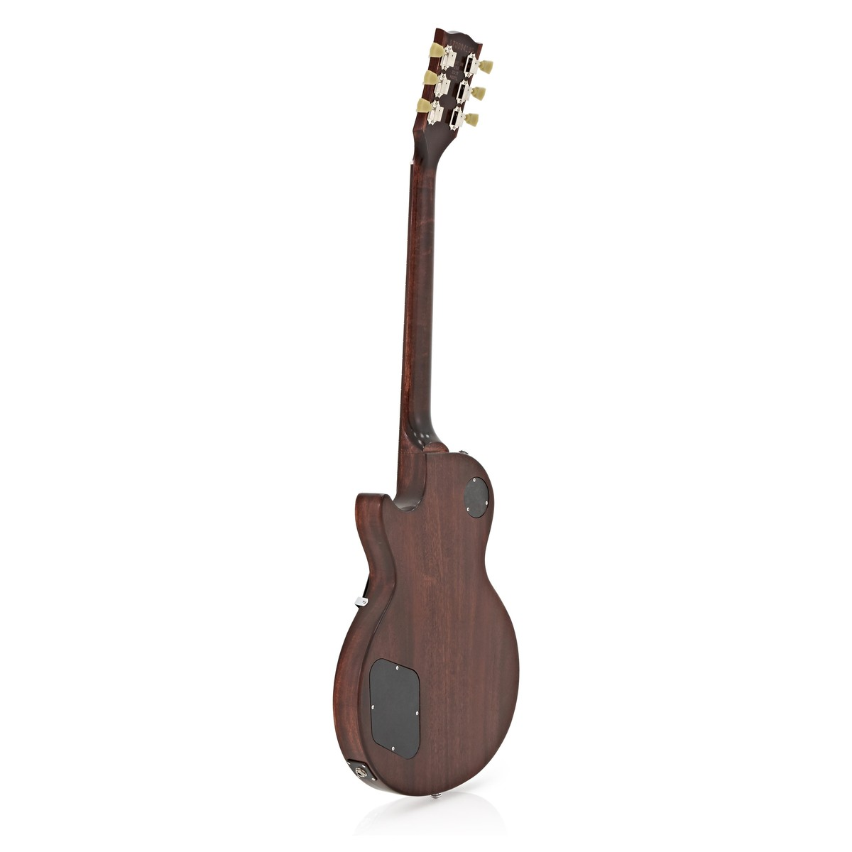 gibson les paul faded t 2017 worn brown. Black Bedroom Furniture Sets. Home Design Ideas