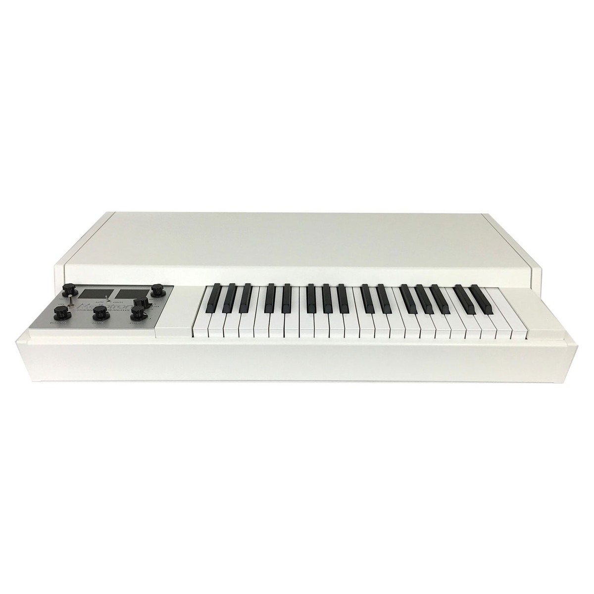 mellotron m4000d white ex demo at gear4music. Black Bedroom Furniture Sets. Home Design Ideas