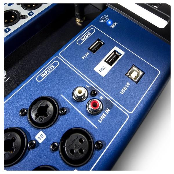 Soundcraft Ui24R - Detail 2