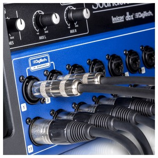 Soundcraft Ui24R Recording System - Detail 3
