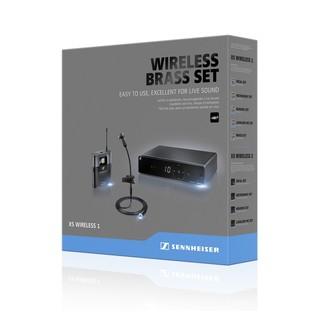 Sennheiser XSW 1-908 Wireless Brass Instrument Microphone System