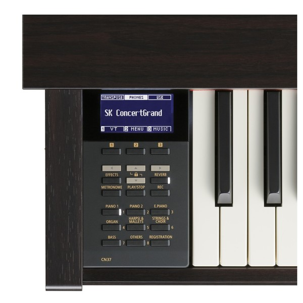 Kawai CN37 Digital Interface