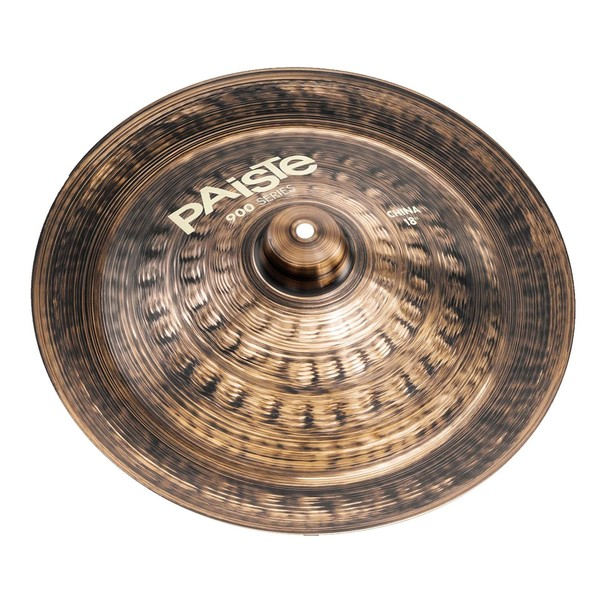 "Paiste 900 Series 18"" China Cymbal"