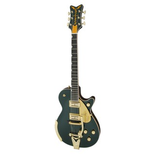 Gretsch G6134T-CDG-LTD16 Limited Edition Penguin, Cadillac Green Front View