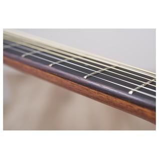 Yamaha AC1M Mahogany Electro Acoustic Guitar, Tobacco Brown Sunburst fingerboard
