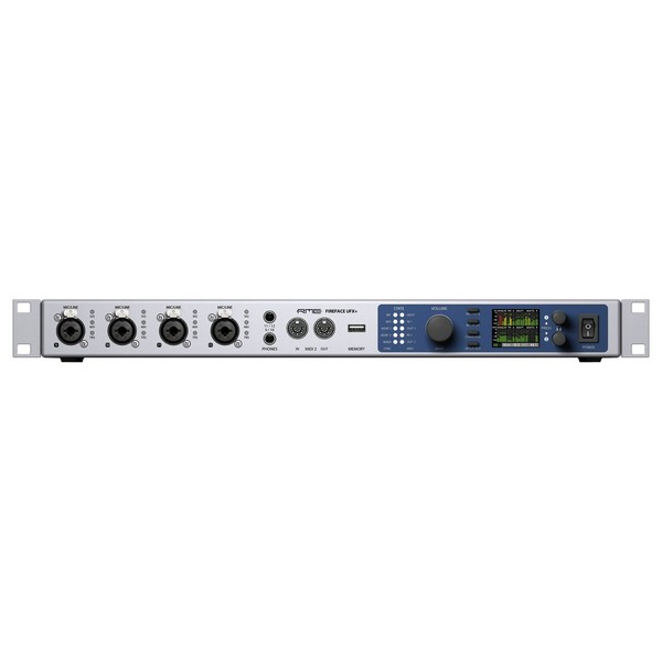 RME Fireface UFX II Audio Interface - Front