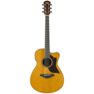 Yamaha AC3R Rosewood Electro Acoustic Guitar, Vintage Natural front