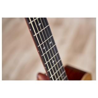Yamaha AC5M Mahogany Electro Acoustic Guitar, Vintage Natural position neck