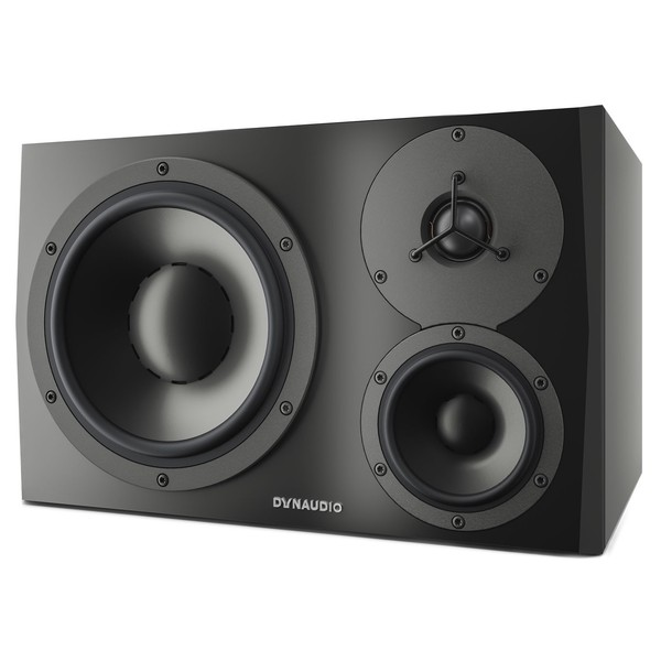 Dynaudio LYD 48 Black, Right - Angled