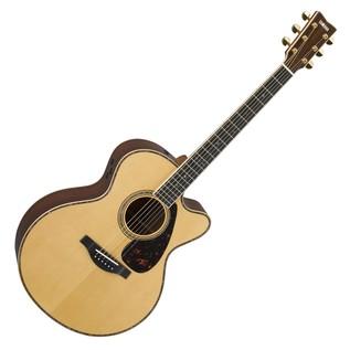 Yamaha GLJX36CAREII Electro Acoustic Guitar, Gloss Natural main
